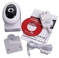 Latest EasyN FS-613A-M161 Wireless Mini IR IP camera,8 LEDs,10M IR Distance