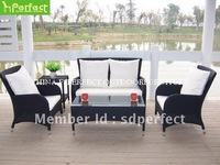 outdoor furniture/rattan furniture/rattan sofa set