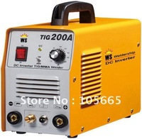 DC Inverter TIG/MMA welding machine TIG200A welder, Free shipping, Wholesale & retail, 2pcs 10% OFF