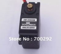 Free shipping DOMAN rc 55g servo 9kg.cm metal gear rc servo