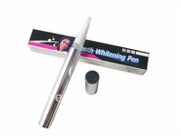 100pcs/lot Dazzling White Instant Whiter Tooth Teeth Whitening Pen Remove Stains Nice  IN BOX