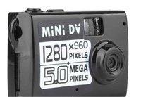 Digital Mini DV Smallest DVR PC Webcam HD Video Camera Recorder Free Shipping Retail