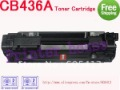 (Free Shipping) CB436A CB436 436A 36A 436 toner cartridge for HP P1505 P1505N M1120 M1522N