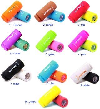 Wholesale Rechargable Mini USB Led Torch Emergency Light Flashlight Book Light Novel Christmas Gifts 12pcs Mixed Lot Free Ship