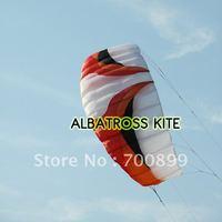 PRO 2M2 QUAD 4 LINES DE POWER STUNT KITEBORADING BUGGYING ALBATROSS KITES *RTF*