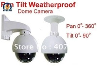 "1/3 SONY 540TVL 4"" Outdoor 3x Zoom Waterproof ptz camera"