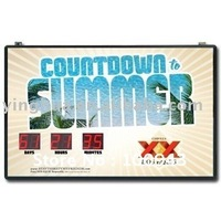 2011 cheap  LED countdown clock