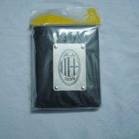 acmilan  leather wallet / PU purse / wallet ACmilan upscale men
