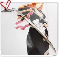 Wholesale - Bleach Anime matsumoto rangiku form: haineko sword Keychain