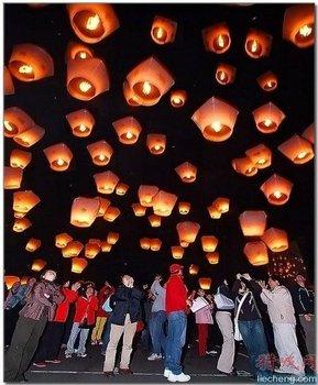 Freeshipping 10PCS Chinese Fire Sky Lanterns Kongming Wishing Balloon Birthday Wedding Christmas Party Lamp Party light