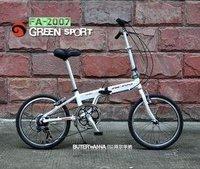 "12""All aluminum bike,Multi-function folding bike,car boot/trunk bike,DHL/EMS Free-factory wholesal"