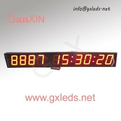 4inch red digital wall led countdown timer(China (Mainland))