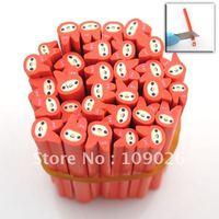 500cane Nail Art Rabbit Charm Polymer Clay Cane Free Shipping