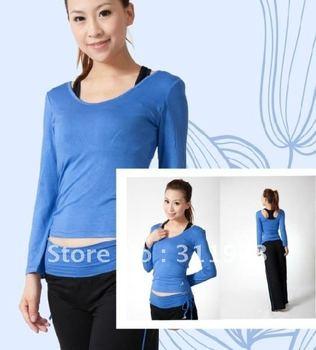 Yoga apparel/women's yoga clothing popular winter newest  yoga suit ladies sport cloth L
