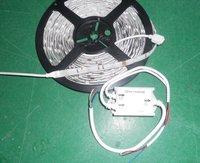 5m 5050 30leds/m RGB IP65 strip+ DMX decoder