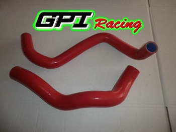 for FORD MUSTANG 3.8L 01-04 red hi-performance Silicone Hose kit PIPE,auto parts