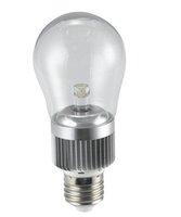 1*3W LED bulb,AC110V/220V input;D55mm*H131mm