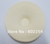 Hot wholesale Free shipping 100% bamboo fiber washable and high absorbent terry fabric thicker foam breast feeding pads