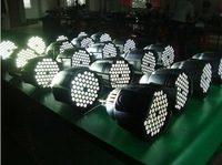 white color led light par& free shipping