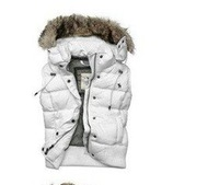 Free shipping brand ladies short sleeves jacket,ladies down jacket.ladies vest,woman's vest