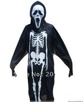 free shipping,halloween clothes,halloween clothing,ghost clothing ,halloween garment