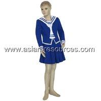 FreeShipping New Cheap Cosplay Costume Wholesale/Retail Fruits Basket Tohru Honda Kids Party Dress Lolita