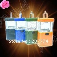 5pcs/lot free shipping 11 LED Hand light Camping/Tent Outdoor Lantern Light lamp Portable