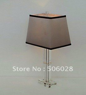 Free Shipping crystal hotel table lamps desk lamp bed room lighting residential lamp hotel lighting also for wholesale