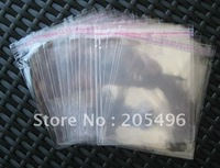 Cellophane Bag 9x13cm with self-adhesive seal for retail or wholesale + free shipping
