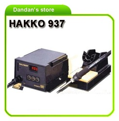 220V HAKKO 937 electronic solde iron soldering station(China (Mainland))
