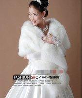 Free Shipping !! Bridal Fur Shawls for Wedding and Banquet,bridal Fashion Shawls