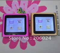"8GB 1.8 ""LCD Touch Screen Fm Video mp4 6th Gen Player"