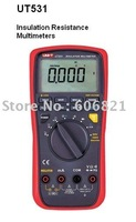 free shipping new 100% Insulation Testers /UT531 Insulation Resistance Multimeters