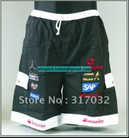 Wholesale F1 car logo pants black ,Motorcycle racing pants for Mercedes-Benz free shipping