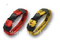 Hot selling ! Fatigue bracelet/Prevent radiation bracelet/Energy bracelet 100pcs/lot free shipping by DHL