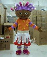 Upsy Daisy of In the Night Garden Member Mascot Costume