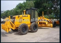 PY135C articulated motor grader