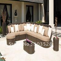 outdoor furniture/rattan furniture/wicker sofa set PF-5024