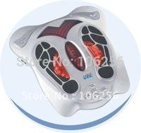 Free shipping +High quality+ Foot massager blood circulator,reflexology foot massage