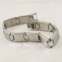 B25067!Promotional Price!Free Shipping!10PCS/Lot!High Quality S.S316L Good Polised Man Stainless Steel Jewelry