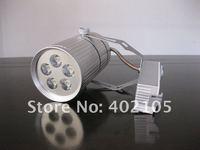 LED track lamp,5x1w, Silver,black