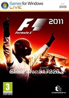 Freeshipping Wholesale pc game F1 2011 Multi-language pc game review, not online