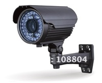 Free shipping VARIFOCAL IR CAMERA,50 metre IR distance,IP 65 shell