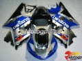 Blue/Gray ABS Plastic fairing kit for Suzuki Gsxr 1000 2000 2001 2002 K2 K1 GSX R100000-02 Racing Fairing Bodywork