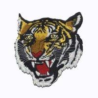 Make any items as client request,MOQ50pcs,Tiger Meet patch,merrow border,PVC backing,100pcs/bag,High quality,free shipping