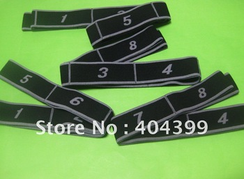 New Arrival, Yoga Elastic Band, Gym Elastic Band, Fitness Elastic Band, 10pcs/lot, DHL free shipping