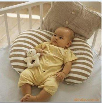 Nursing Pillow with Slipcover - Nurse Pillows/Comforter for mom/baby/infant