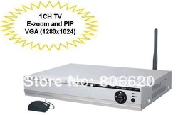 4 Channel DVR with SMS/MMS Alert(China (Mainland))