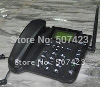 Cheap GSM quadband FWP 850/900/1800/1900mhz GSM fixed wireless phone GSM Desktop phones with UK Plug, EU Plug, etc