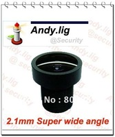 2.1mm CCTV IR Lens for Security Camera & IP Camera/2.1mm lens